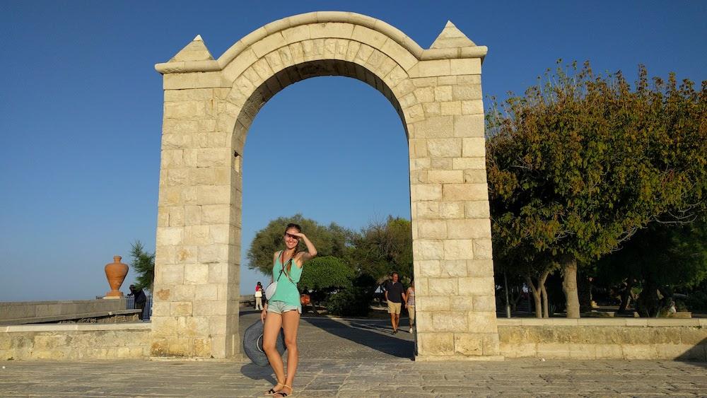 Zwiedzanie Apulii - co warto zobaczyć - Trani
