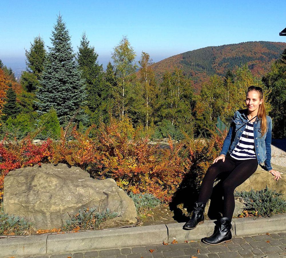 Jesienna capsule wardrobe - szafa kapsułowa - mój styl
