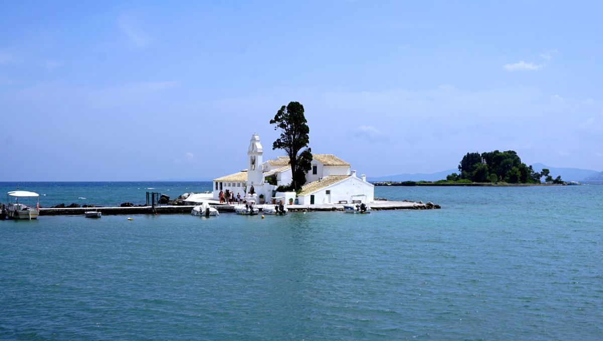 Co warto zobaczyć na Korfu? Najpiękniejsze miejsca część 1