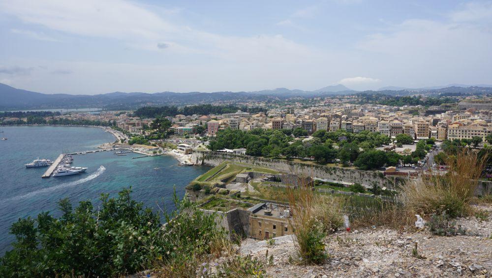 Ile kosztują wakacje na Korfu - nasze wydatki Korfu 2018
