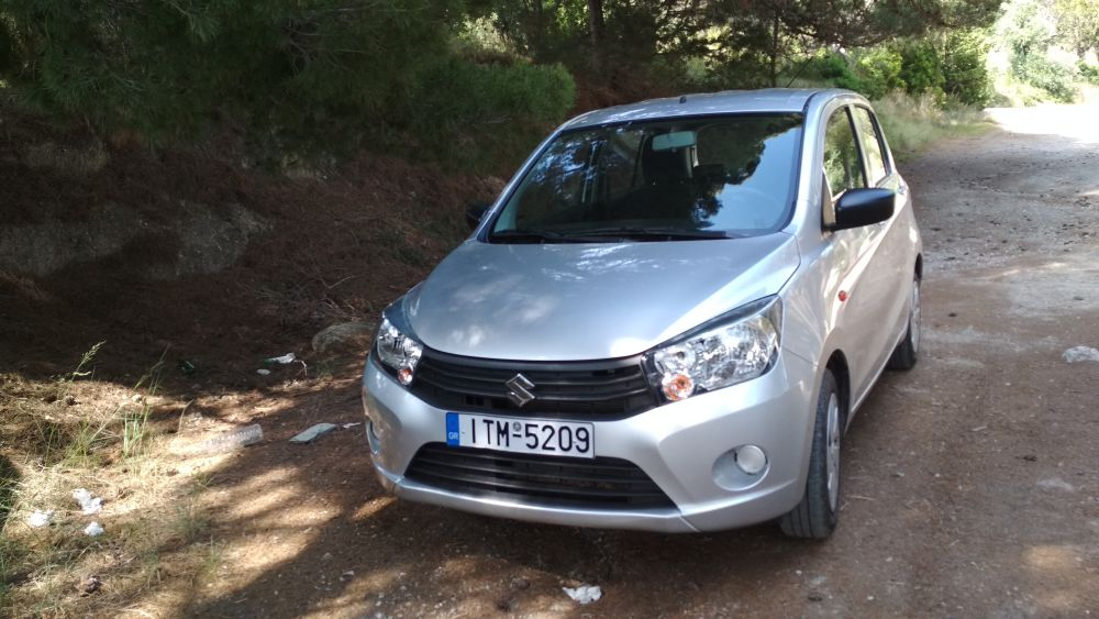 Korfu 2018 - podróżowanie po Korfu - wypożyczenie samochodu