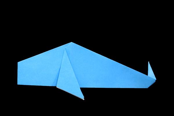 How to make Koi carp fish | Origami instructions and diagram