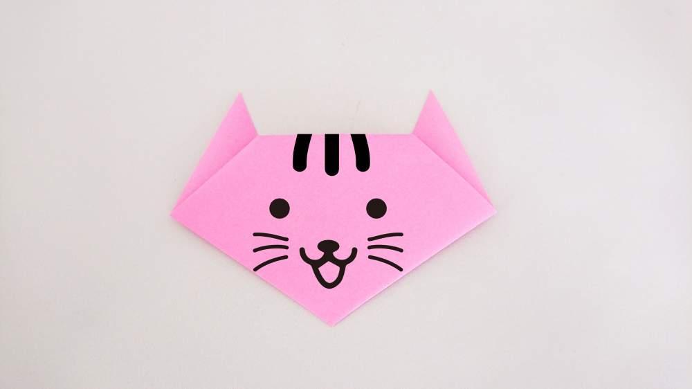 折り紙 動物 かわいい