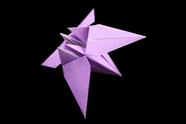 Awesome Of Diy Origami Owl Amazing Tutorial YouTube   Dollar bill ...   400x600