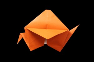 Sparrow | Easy origami instructions and diagram