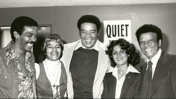 Eddie, Mike Bernardo, Bill Withers, Hal Jackson