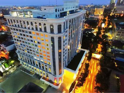 Image result for Adimulia hotel; medan testi