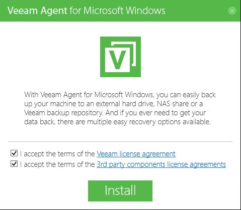 Veeam files