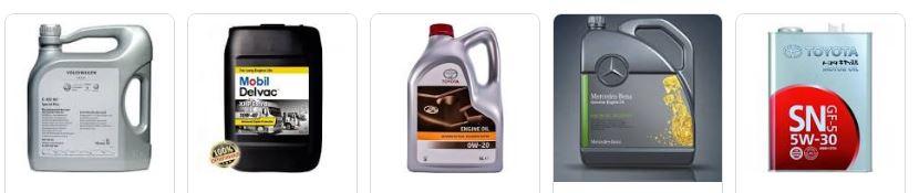Купить оригинальное моторное масло