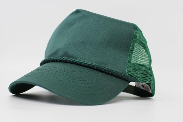 メッシュキャップ ポプリン poplin 警備 消防 制服 制帽