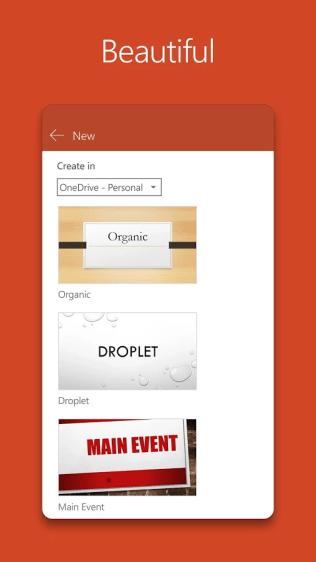 Microsoft PowerPoint Screenshots New - Original APK (2)