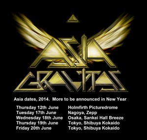 Asia Gravitas Logo with Dates
