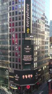 Asia Times Square Ticker