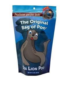 Sea Lion Bag Front