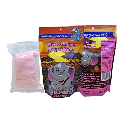 Original Bag Of Poo Product Elephant Poo