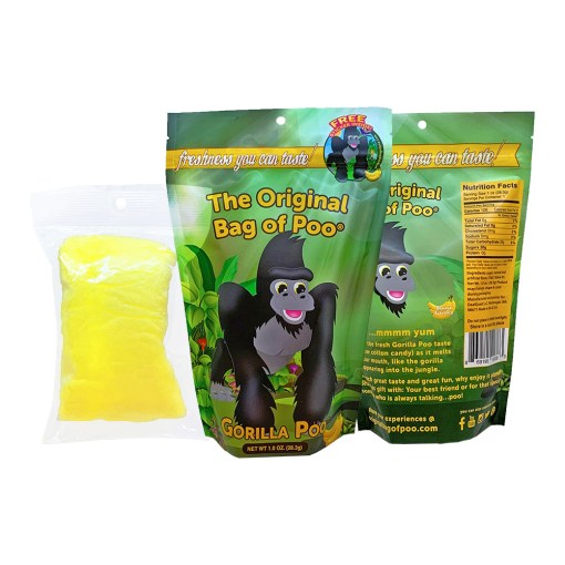 Original Bag Of Poo Product Gorilla Poo