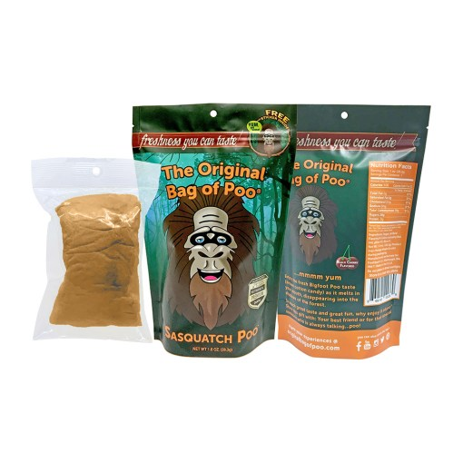 Original Bag Of Poo Product Sasquatch Poo