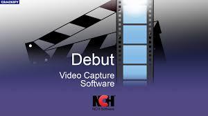 Debut Video Capture Crack By Original Crack