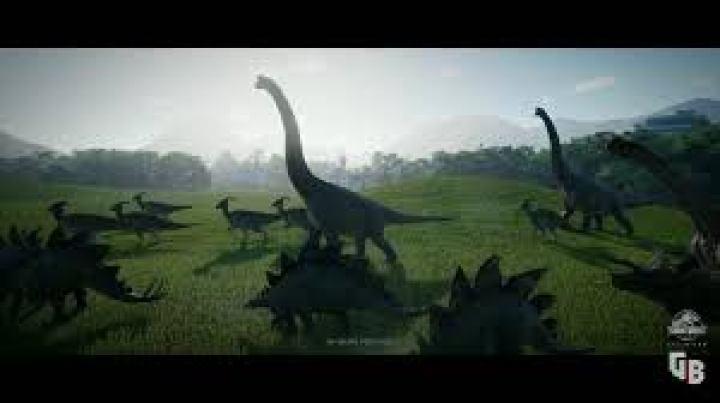 Jurassic World Evolution Pro