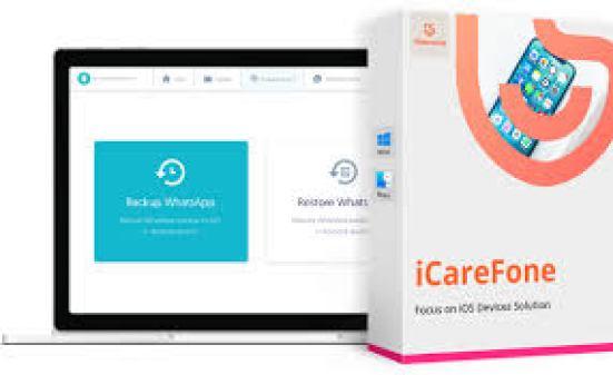 Tenorshare iCareFone Pro crack