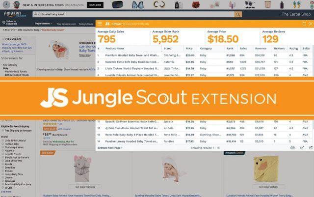 Jungle Scout Pro