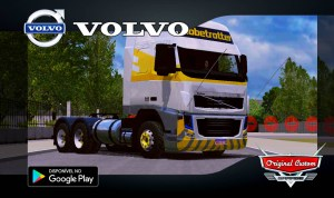 VOLVO FH09 - SKINS WTDS WORLD TRUCK DRIVING SIMULATOR