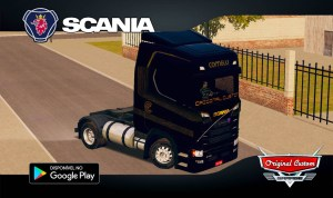 SCANIA S COMELLI – SKINS WTDS