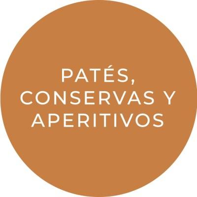 Patés, Conservas y Aperitivos