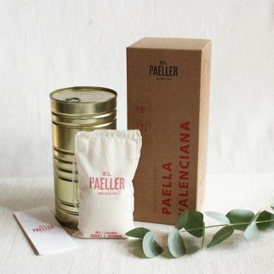 Paella Valenciana El Paeller
