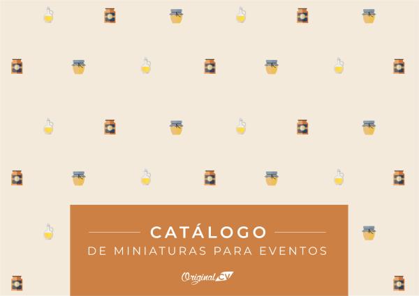 Catálogo miniaturas