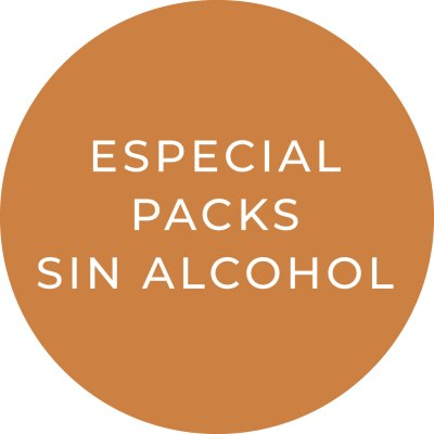 Especial Packs sin alcohol