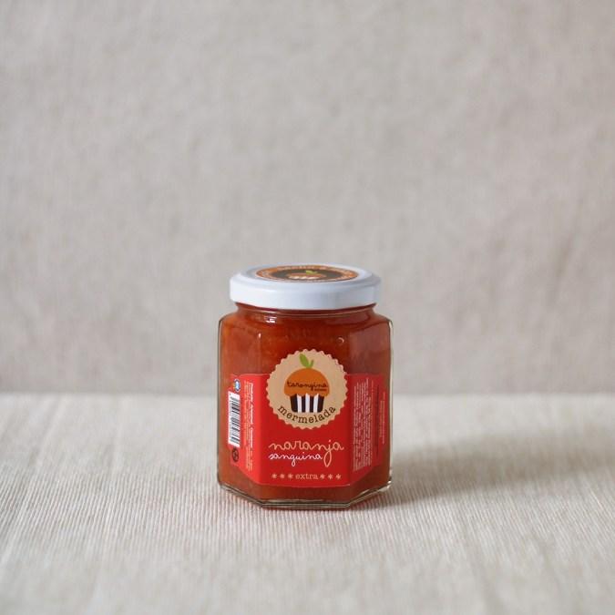 Mermelada de Naranja Sanguina Tarongina