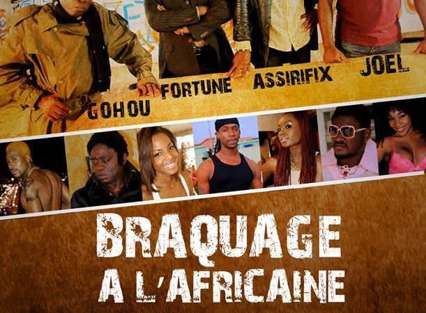 Braquage à l'Africaine – un coup de jeune dans le cinéma ivoirien