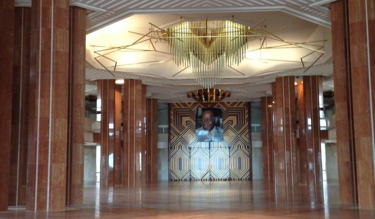 Fondation FELIX HOUPHOUËT-BOIGNY… dans l'air du temps