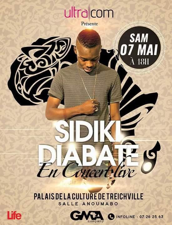 Sidiki Diabaté, le « petit prince de la kora »