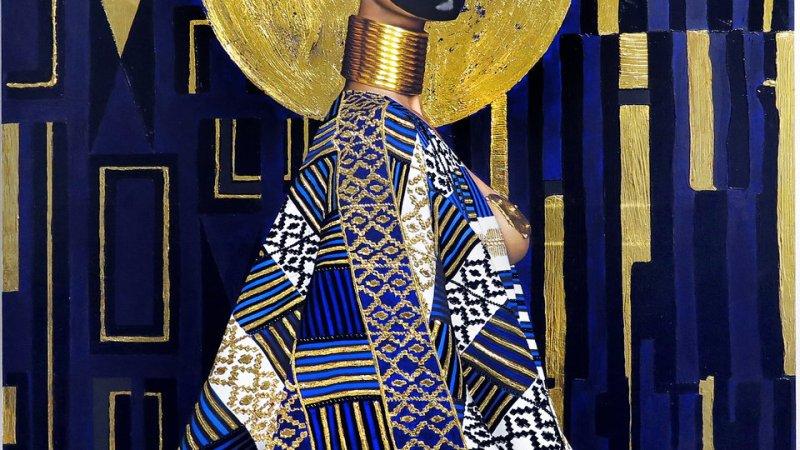 Lina Iris Viktor et le pouvoir cosmique de l'Or