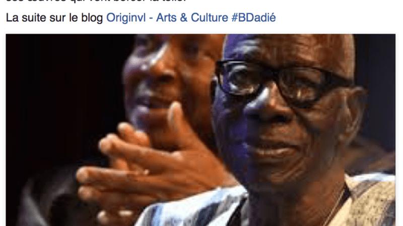Bernard Dadié à l'honneur pour le SILA 2016 et par l'ABCI