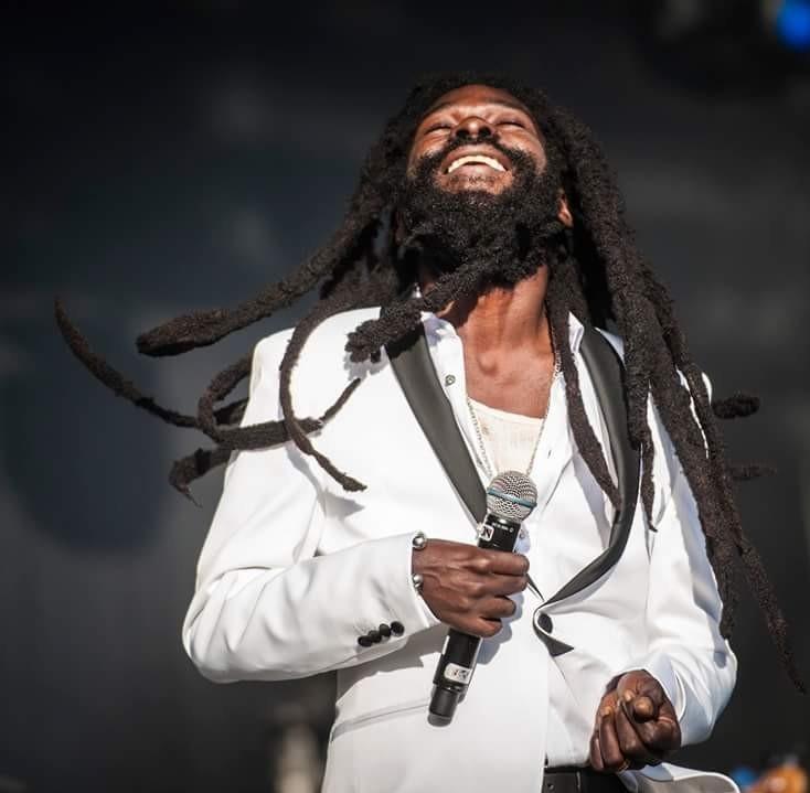 Takana Zion, l'enfant du pays, est l'artiste Reggae le plus connu de Guinée