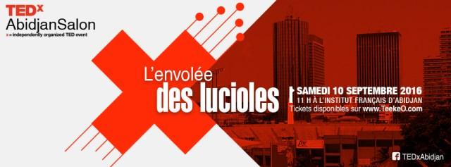 TedX Abidjan 2016 - Facebook Cover