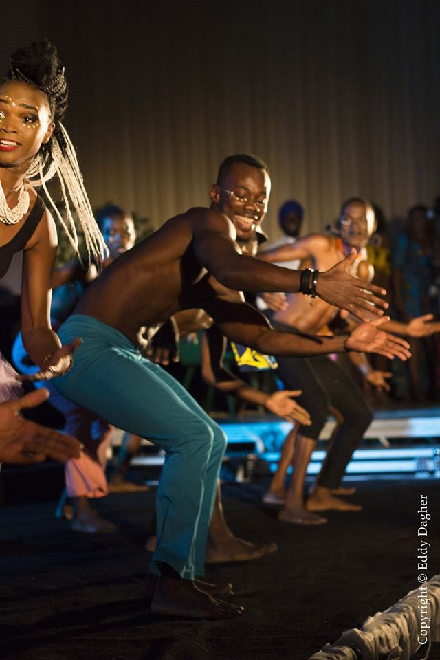 African Cabaret dans le regard de Eddy Dagher