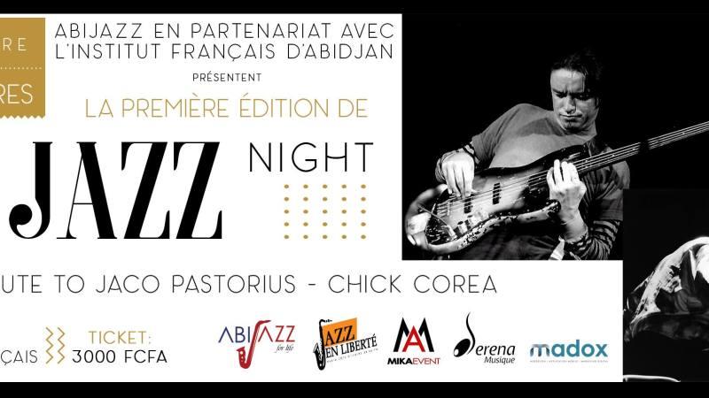 Ivoire Jazz Night, une soirée trimestrielle 100% Jazz