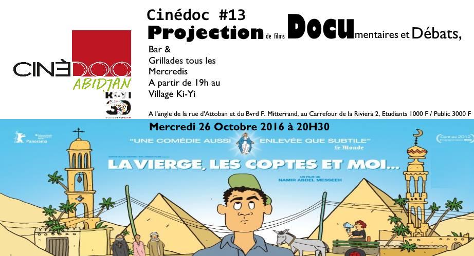 CinéDoc #13 La vierge, le copte et moi de Namir Abdel Messeeh
