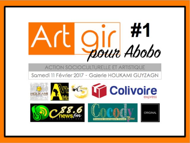 ArtGir pour Abobo - Edition#1