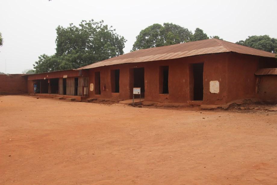 Site des Palais Royaux de Abomey