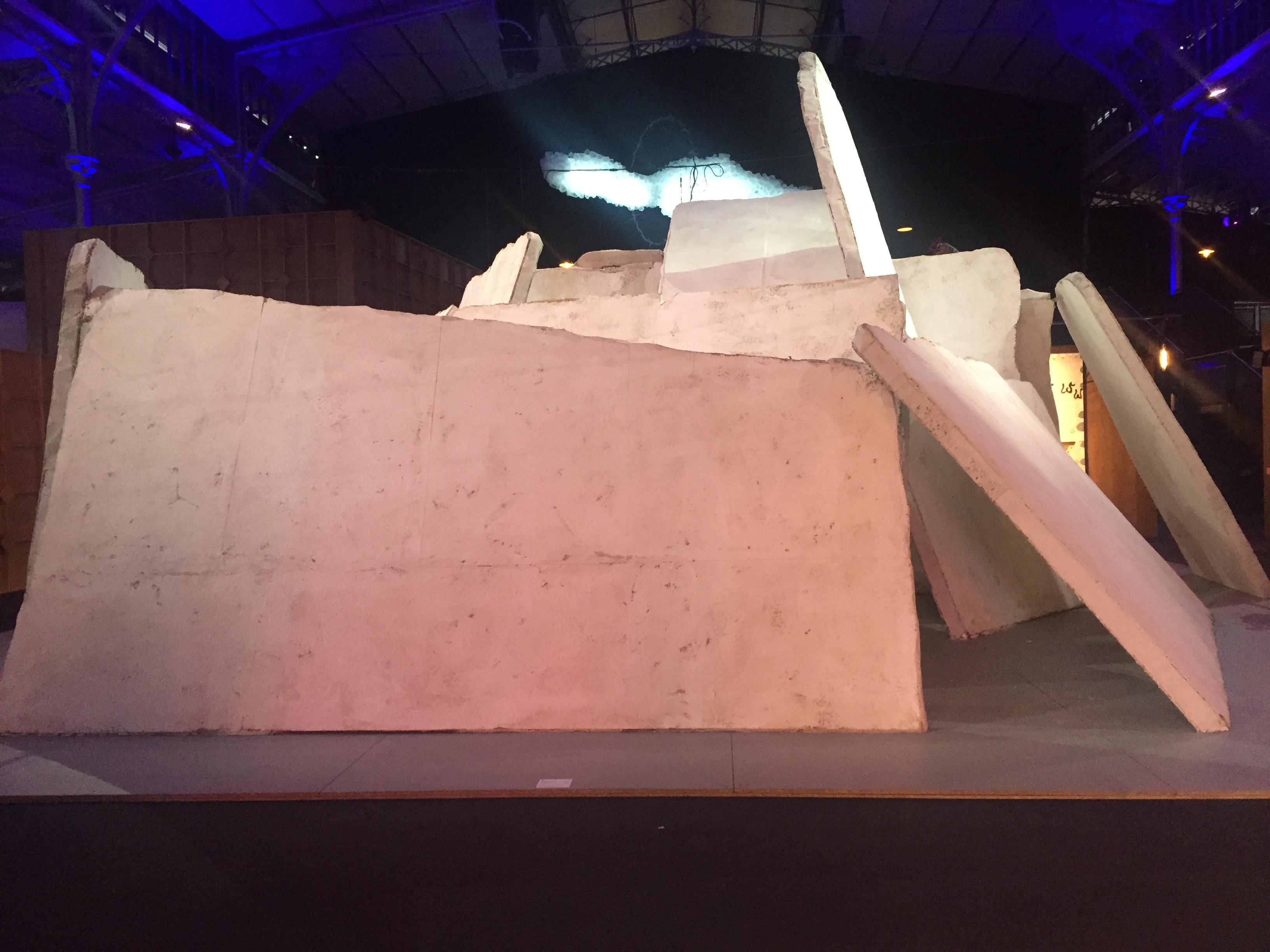 [100% Afrique] Expo Afriques Capitales : Labyrinth de Youssef Limoud