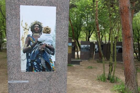 Afriques Capitales - Exposition photo dans les jardins du parc de La Villette