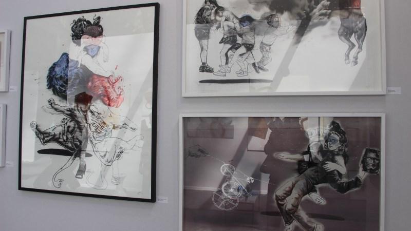 [Art Paris Art Fair – L'Afrique à l'honneur] – Mohamed Lekleti- coup de coeur Dessin de Originvl