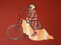 "Samuel Gelas - Exposition ""Mythologies Modernes"""