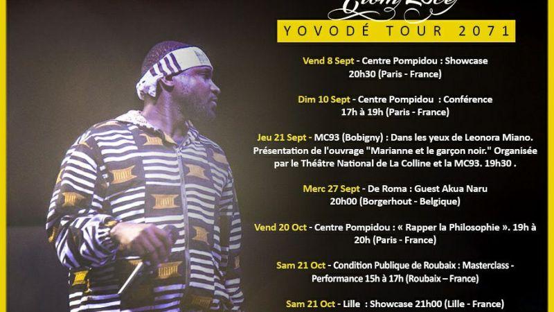 Elom 20ce – Yovodé Tour 2071