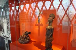 Exposition Du Jourdain au Congo - Quai Branly 2017